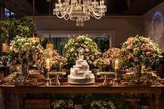 Romântico Rosa e Branco | Vestida de Noiva | Blog de Casamento por Fernanda Floret