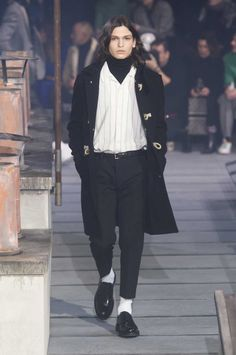 Male Fashion Trends: AMI Alexandre Mattiussi Fall-Winter 2018-2019 | Paris Fashion Week