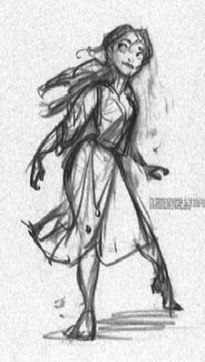 Discover a gallery of 40 Original Concept Art by Disney Artist Glen Keane. Glen Keane is an American animator, author and illustrator. Keane is best known Animation Sketches, Cartoon Sketches, Disney Sketches, Disney Drawings, Drawing Disney, Art Sketches, Art Drawings, Glen Keane, Character Design Animation