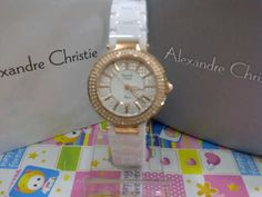 MOKOSHOP: ALEXANDRE CHRISTIE WOMEN 2323 LH ROSE GOLD KODE 49...