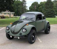 Hemmings Motor News — Two-tone 1974 Volkswagen Baja Bug for sale on. Baja Bug For Sale, Beetle For Sale, Beetles Volkswagen, Volkswagen Bus, Vw Camper, German Look, Vw Modelle, Combi Wv, Vw Baja Bug
