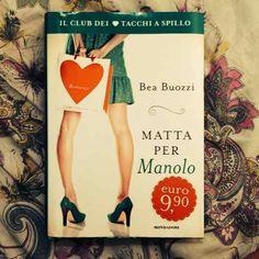 """""""Ecco il primo libro della trilogia che vede come protagonista Palladiana Rebecchi, #shoesaholic di professione."""" Foto Di Marty Sthendal"""