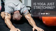Is Yoga Just Stretching? Favorite Questions, Stay Young, Yoga For Weight Loss, Naturally Beautiful, Candid, Stretches, Magazine, Magazines, Warehouse