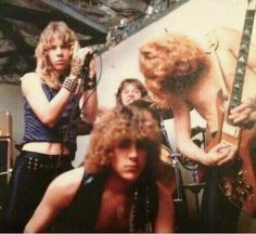 Early Metallica