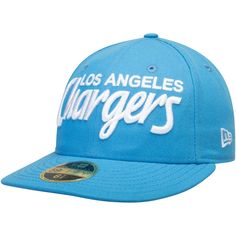 online retailer f2de3 31674 Men s Los Angeles Chargers New Era Powder Blue Omaha Low Profile 59FIFTY  Fitted Hat, Your Price   34.99