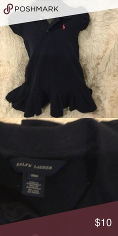 Ralph Lauren girl's dress Gently used Polo by Ralph Lauren Dresses Casual