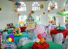 Please like and share our facebook page: facebook.com/yossapartyballoons :) GMA, Cavite, Philippines  #partyneeds #partycenter #partysupplies #events #balloons