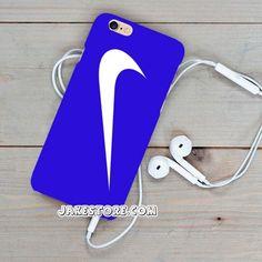 Nike Blue iPhone Case 4 4s 5 5s 5c 6 6s Plus Hard Case Cover