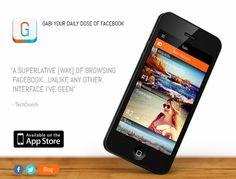 iPhone web design