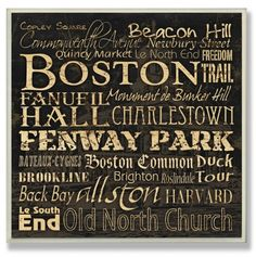 I ❤ Boston