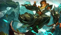 League of Legends item Jade Dragon Wukong at MOBAFire. League of Legends Premiere Strategy Build Guides and Tools. Lol League Of Legends, Lol Runes, Splash Art, Cultura Nerd, Lol Champions, Journey To The West, Jade Dragon, Monkey King, Mobile Legends