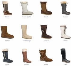 the boots!