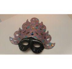 Réalisez un masque pour Mardi Gras : Nathalie Z