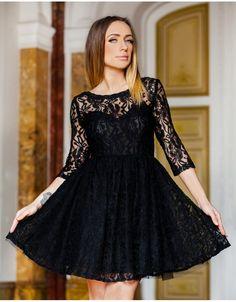 Rochie Like Baby Doll Black Colectia Rochii de ocazie de la  www.rochii-ieftine.net