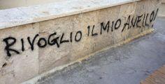 scritte sui muri d'amore - Cerca con Google
