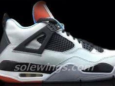 "First Look: Air Jordan 4 Retro ""Orange"""