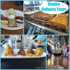 Omaha Culinary Tours - Old Market walking food tour @Omaha Culinary Tours #food