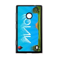Avicii Grass Case for Nokia Lumia 520