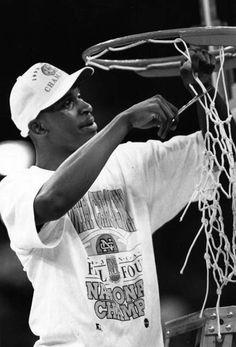 Donald Williams '93 Final Four MVP