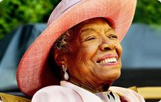 RIP... :( Obit of the Day: Maya Angelou  Maya Angelou, one of the great voices in American writing, passed away on May 28, 2014 at the age of 86. A Renaissance woman, Ms. Angelou was a dancer, poet, memoirist, actor, and director.