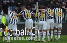 Serie A 11/12 18° giornata  15/01/12  Juventus-Cagliari 1-1    7' Vucinic  48' Cossu (Cagliari)