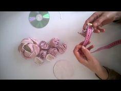 El işi Gül Sepet Yapımı - Süsleme Gül (DIY) - Rose-shaped Basket (Handmade) - YouTube Erdem, Olay, Decoration, Coloring Books, Icing, Ribbon, Floral, Youtube, Flowers
