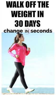 Walk Off Your Weight In 30 Days! Print our PDF today! Walking exercise plan, this is the best exercise for beginners! Walking Training, Walking Exercise, Mental Training, Fitness Workouts, Fitness Tips, Fitness Motivation, Fitness Weightloss, Fitness Gear, Fitness Fashion