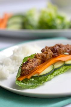 Marinated Peanut Butter Beef Satay | stetted