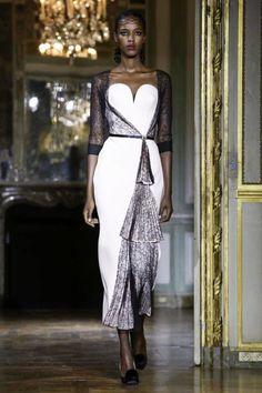Ulyana Sergeenkoo Couture Fall 2015