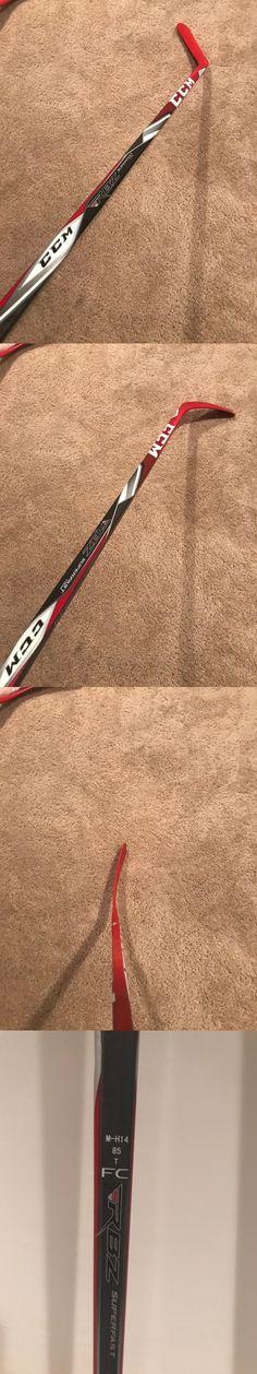 Sticks 79776: Pro Stock Ccm Rbz Superfast Lh H14 85 Flex Grip Hockey Stick -> BUY IT NOW ONLY: $85 on eBay!