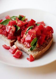 Bruschetta is not bruSH-etta, it's brus-KE-ta—and other lessons of this Italian favorite!