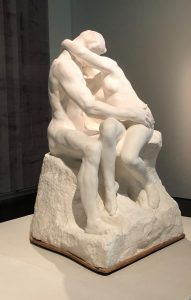 Rodin at The British Museum The Kiss The Thinker - Join The World