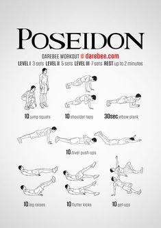 Poseidon Workout