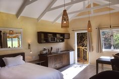 Wilderness South Africa, Holiday Accommodation, Romantic Getaway, Cottage, Luxury, Room, Furniture, Home Decor, Bedroom