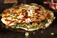 Donguri: Where to Eat Okonomiyaki in Kyoto, Japan | Will Fly For Food, a Travel Blog for the Gastronomically Inclined