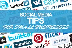 Wondering how #socialmedia for #smallbusinesses can be done? Read about these 7 tips to improve your social media.