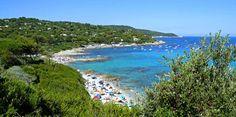 Plage de l'Escalet - Patrimoine Naturel Ramatuelle | Golfe de Saint-Tropez Tourisme