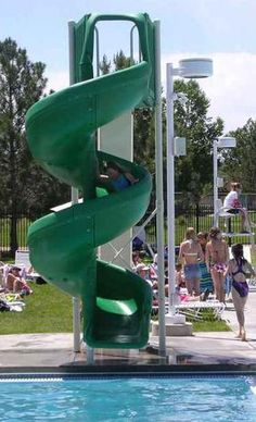 Loglink Cubbies Play Equipment And Pool Slides Poolside Pinterest Fibergl Pools Decks