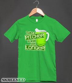 0df59f181 Funny St Patrick's Day Drinking Humor #SKREENED Happy Hour Funny, Muscle T  Shirts,