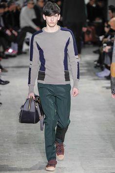 Kolor Fall 2014 Menswear Collection - Vogue