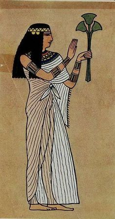 What Was Ancient Egyptian Hygiene Like? Ancient Egyptian Women, Ancient Egyptian Clothing, Ancient Egyptian Costume, Egyptian Era, Egyptian Fashion, Ancient Egypt Art, Egyptian Goddess, Egyptian Pharaohs, Egyptian Queen