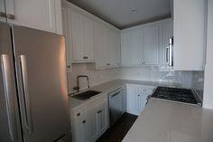 Rogers Park, IL - remodeled white kitchen Kitchen Remodeling, Kitchen Cabinets, Park, Home Decor, Kitchen Cupboards, Homemade Home Decor, Parks, Kitchen Renovations, Decoration Home