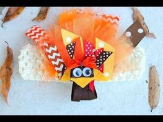 FUNKY TURKEY hair clip