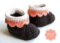 Instant Download Crochet Pattern Chocolate door AppleBeePatterns