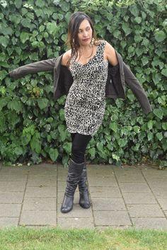luipaard jurk en ik • www.choosebeautiful.nl