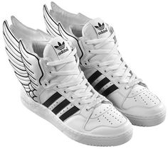 Jeremy Scott Adidas - cool shoes #wings ADIDAS Women's Shoes - http://amzn.to/2iYiMFQ