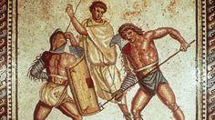 La verdad sobre los gladiadores, los atletas más famosos de Roma - BBC Mundo