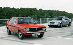 40лет знаменитому Volkswagen Passat
