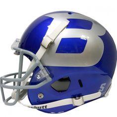 Boise State Broncos Blue B Logo Mini Helmet