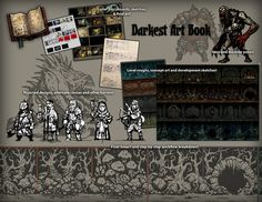 Darkest Dungeon by Red Hook Studios by Tyler Sigman — Kickstarter